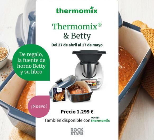 Thermomix® Y BETTY de regalo