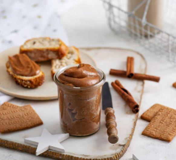 Crema de galletas Speculoos con Thermomix®