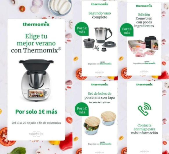 SEGUNDO VASO Y Thermomix® TM6