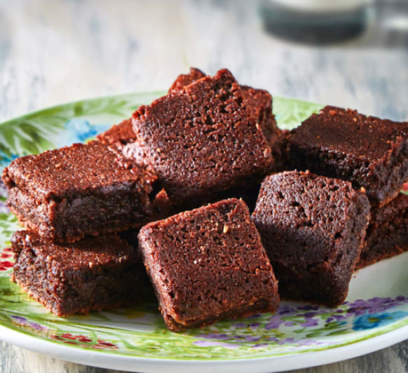Brownie sin GLUTEN - Compra Thermomix® sin intereses.