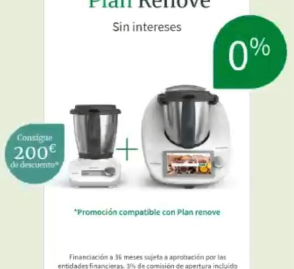 Plan Renove + Friend Edition