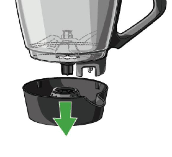 Desmontar el vaso de Thermomix®