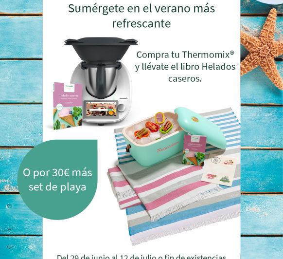 Comprar Thermomix® - Promoción VERANO en Coruña