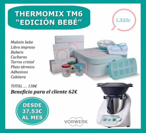 Especial TM6 BEBÉ