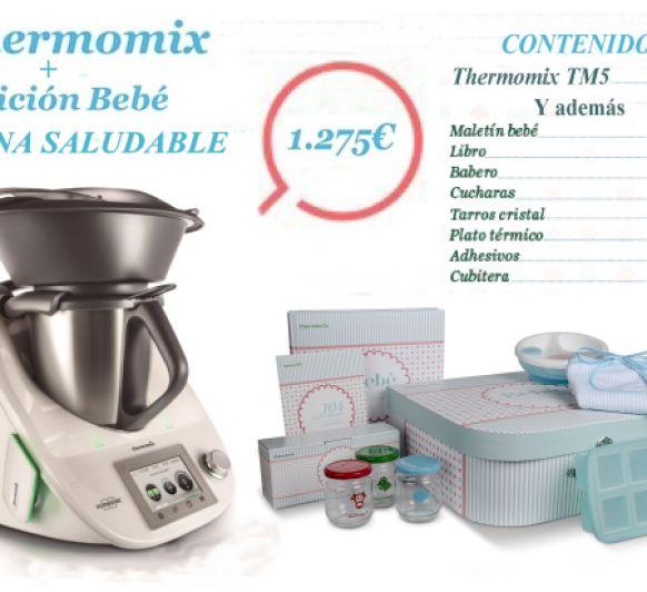 PRECIOSA EDICIÓN BEBÉ Thermomix®